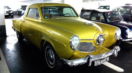 Voiture de collection « Studebaker Commander »