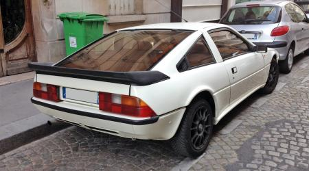 Voiture de collection « Talbot Matra Murena »