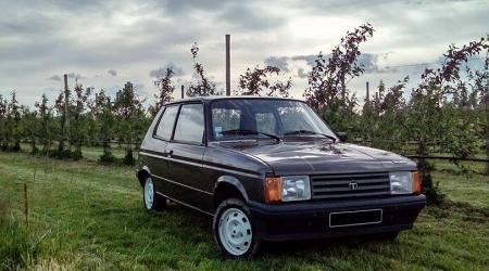 Talbot Samba LS 1983