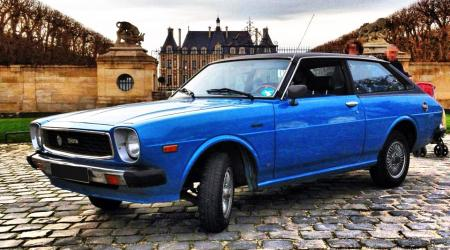 Voiture de collection « Toyota Corolla Liftback 1977 »