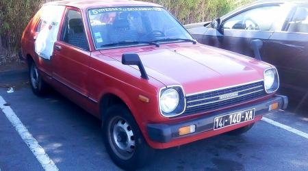 Voiture de collection « Toyota Starlet »