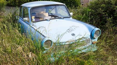 Voiture de collection « VEB Trabant 601 »