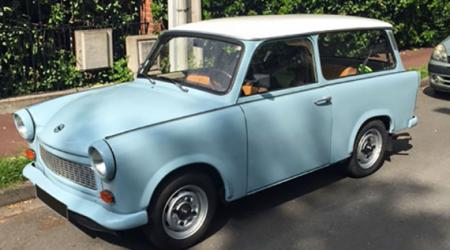 Voiture de collection « Trabant 601 Combi »