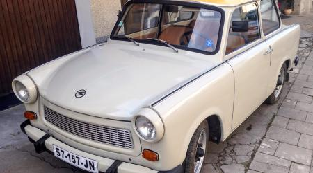 Voiture de collection « Trabant VEB »