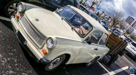 Voiture de collection « Trabant 601 S »