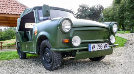 Voiture de collection « Trabant Kübel 1983 »