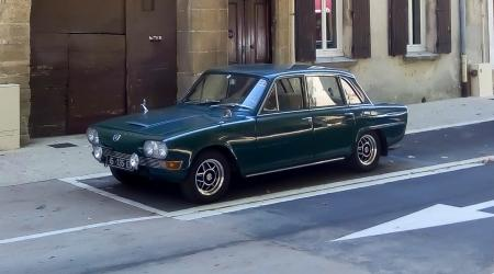 Voiture de collection « Triumph 2000 Overdrive »