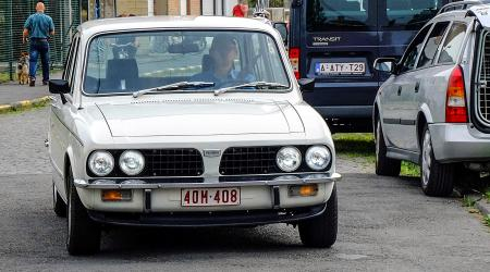 Voiture de collection « Triumph Dolomite »