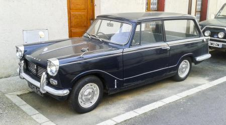 Voiture de collection « Triumph Herald 1200 Break »