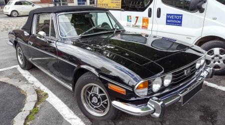 Voiture de collection « Triumph Stag »