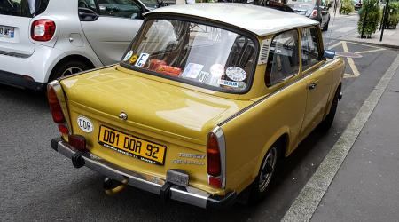 Voiture de collection « Veb Trabant 601 Deluxe »