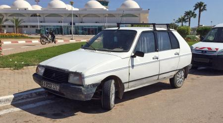 Voiture de collection « Citroën Visa 11 RE »