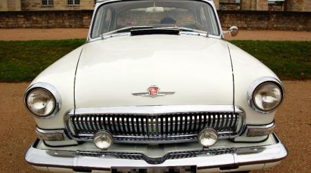 Voiture de collection « Gaz Volga »