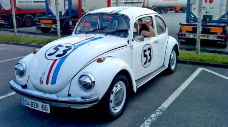 Voiture de collection « Volkswagen