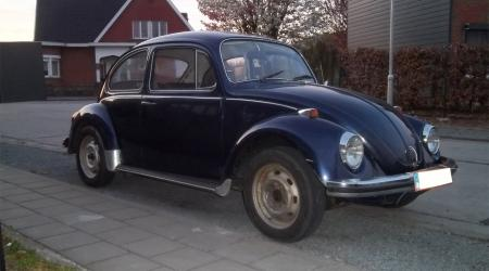 Voiture de collection « Volkswagen Coccinelle 1300 1974 »