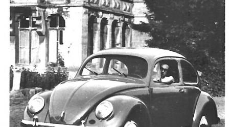 Voiture de collection « Volkswagen coccinelle 1953 »
