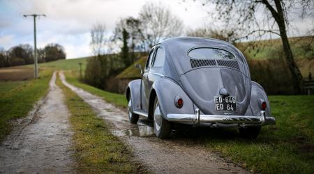 Volkswagen Coccinelle Ovale
