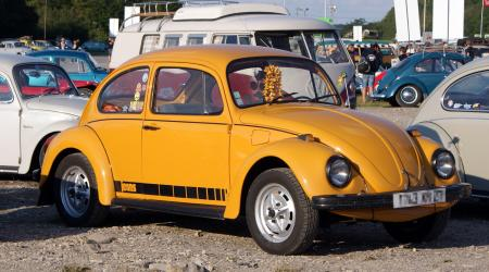 Voiture de collection « Volkswagen coccinelle Jeans »
