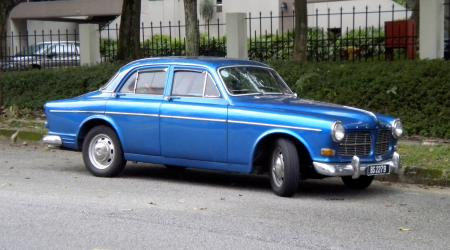 Voiture de collection « Volvo Amazon »