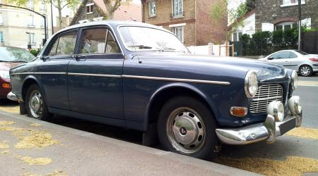 Voiture de collection « Volvo 122s Amazon »