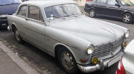 Voiture de collection « Volvo Amazon Série 120 »
