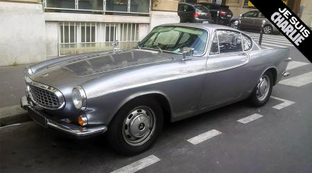 Voiture de collection « Volvo P1800S »