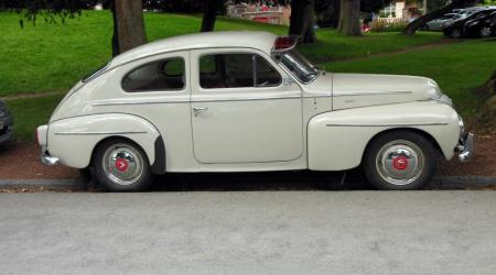 Voiture de collection « Volvo PV 544 1962 »