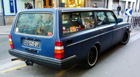 Volvo break Série 200
