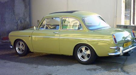 Voiture de collection « VW Type 3 Notchback »