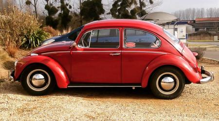 Voiture de collection « Volkswagen Cox »