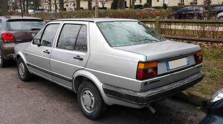 Voiture de collection « Volkswagen Jetta »