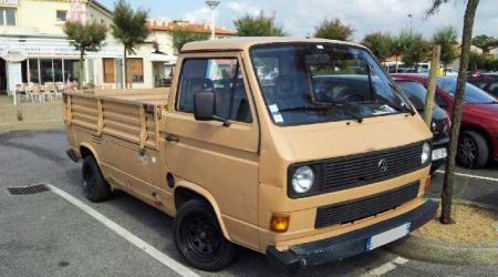 Voiture de collection « Volkswagen Transporter Pickup »
