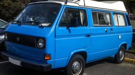 Voiture de collection « Volkswagen Transporter »