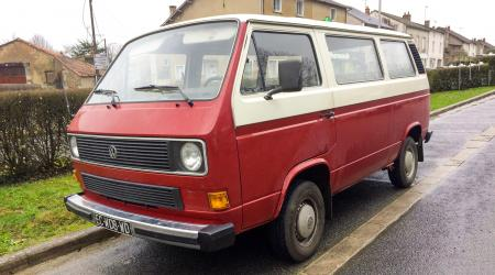 Voiture de collection « Volkswagen Transporter T3 »