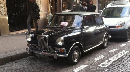 Voiture de collection « Wolseley Hornet »