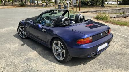Voiture de collection « BMW Z3 2,8l Roadster »