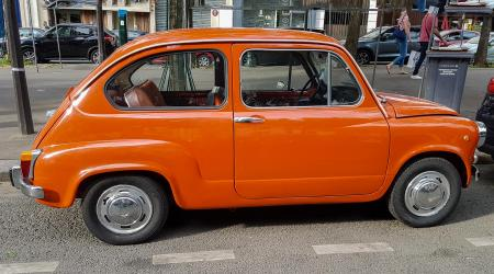 Voiture de collection « Zastava 750 Luxe »