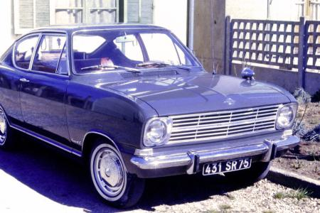 Voiture de collection « Opel Kadett l Coupé »