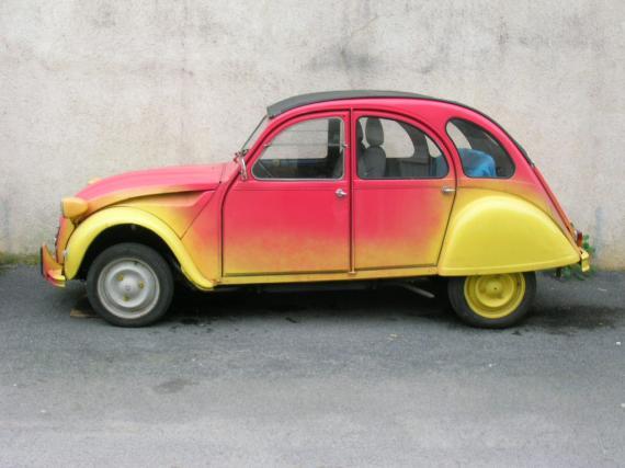 2cv 1977  une voiture de collection propos u00e9e par bruno