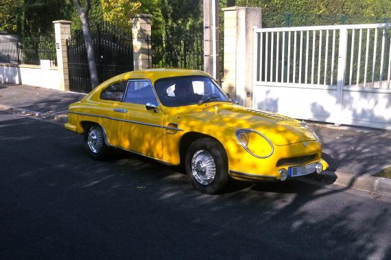 coach deutsch bonnet hbr5 jaune une voiture de collection propos e par j r me t. Black Bedroom Furniture Sets. Home Design Ideas