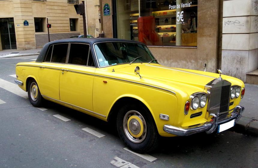 rolls royce silver shadow une voiture de collection propos e par pascal b. Black Bedroom Furniture Sets. Home Design Ideas