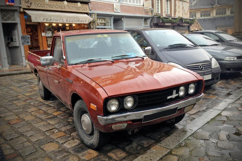 Datsun 620, une voiture de collection proposée par Jérôme T.