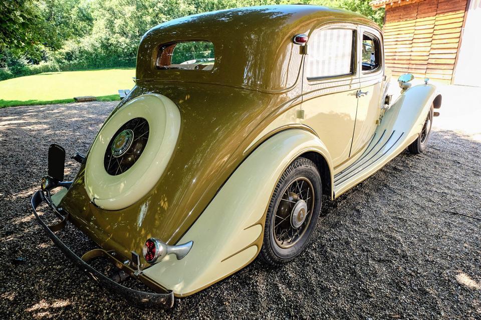 fiat 11cv 1934  une voiture de collection propos u00e9e par chris