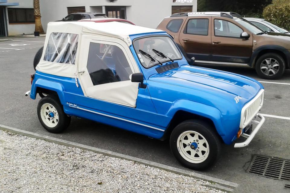 renault 4 jp4  une voiture de collection propos u00e9e par