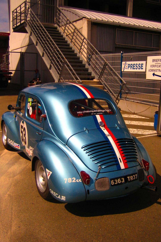 renault 4cv r u00e9plique 1063  une voiture de collection propos u00e9e par fr u00e9d u00e9ric bac